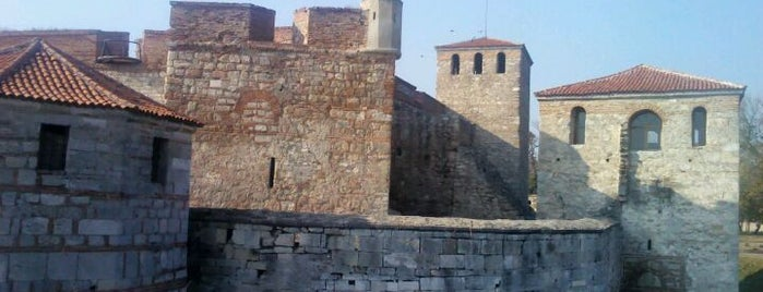 Kрепост Баба Вида (Baba Vida fortress) is one of The 100 National Tourist Sites.