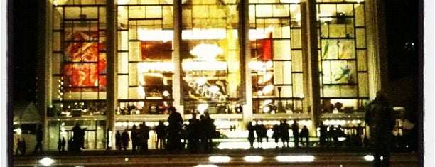 Lincoln Center for the Performing Arts is one of Fun Places in NYC Metro-Area.