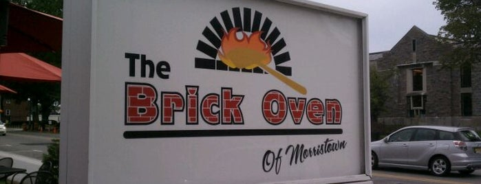 Brick Oven Pizza is one of Places I gotta go to (wish list).