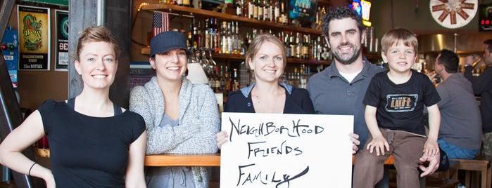 Ballard Loft is one of Seattle Eats.