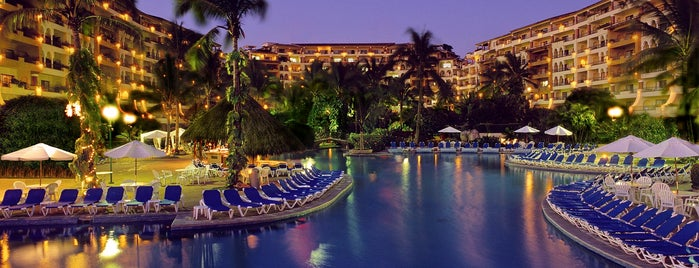 Velas Vallarta is one of Puerto Vallarta Hotels.