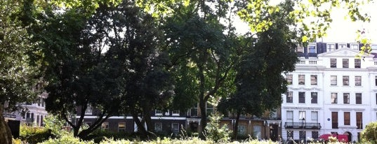 Bloomsbury Square is one of Best Parks In London.