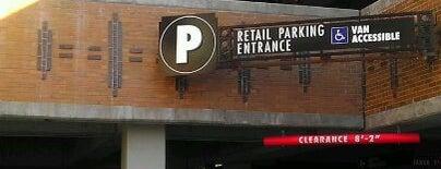 West Village Parking Garage is one of Tempat yang Disukai Chris.