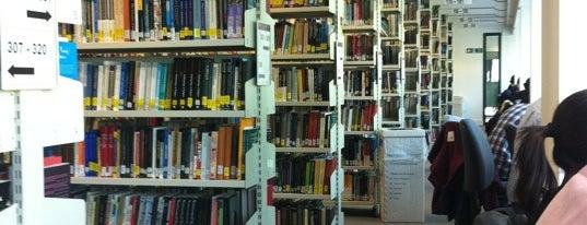 Birkbeck Library is one of Fathima 님이 좋아한 장소.