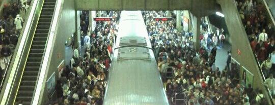 Estação Palmeiras-Barra Funda (Metrô) is one of ABC Paulista, etc..