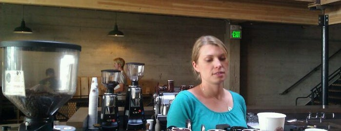 Sightglass Coffee is one of Top picks for Coffee Shops.