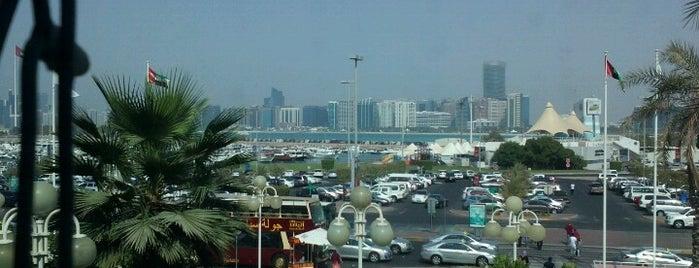 Yacht Gourmet Restaurant is one of Abu Dhabi, United Arab Emirates.