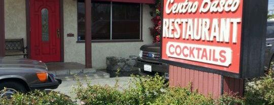 Centro Basco is one of LA restaurant/bar.