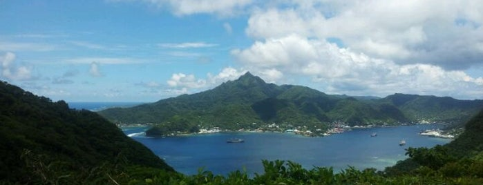 National Park of American Samoa is one of American National Parks.