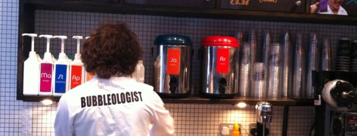 Bubbleology is one of Nancy's A.Kraus Places&Food's&	Ect... <3.