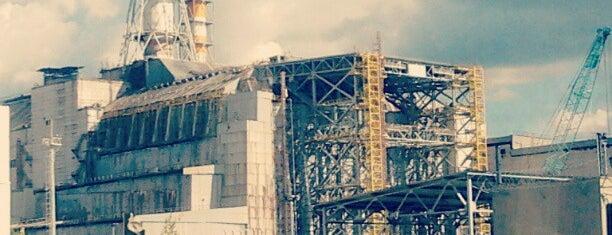 Centrale nucleare di Černobyl' is one of Posti che sono piaciuti a Burak.