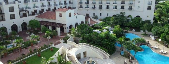 Hotel Nikko Alivila is one of Okinawa.