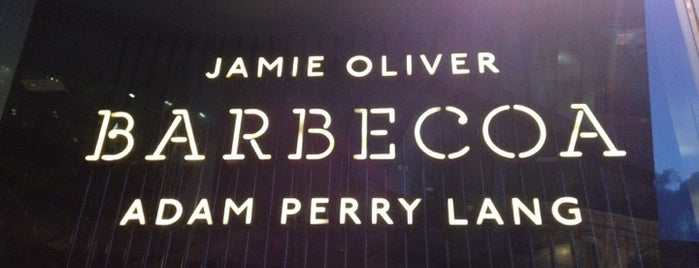 Barbecoa is one of London.