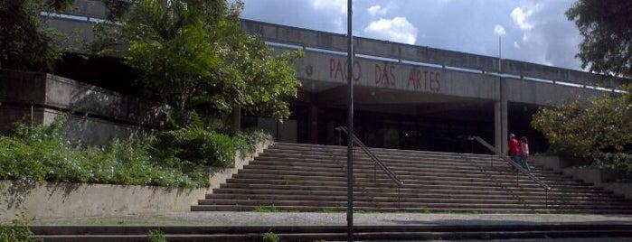 Paço das Artes is one of Arte em São Paulo.