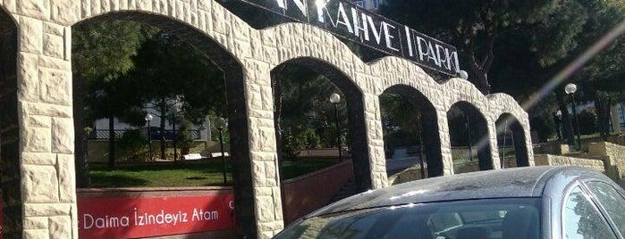 "Adnan Kahveci Parkı is one of ugur ""azuth"" 님이 저장한 장소."