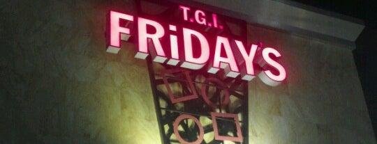 TGI Fridays is one of Rachel 님이 좋아한 장소.