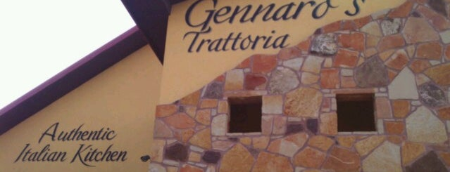 Gennaro's Trattoria is one of Locais curtidos por Thomas.