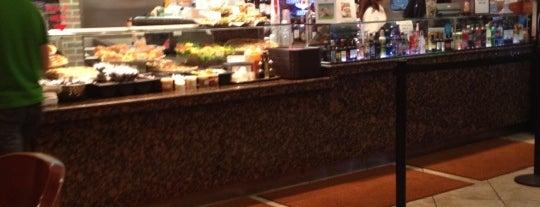 Harbor East Delicatessen & Pizzeria is one of Tempat yang Disukai Fabian.
