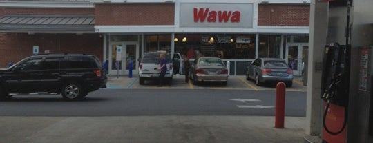 Wawa is one of Lieux qui ont plu à Tyler.