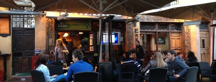 Enebro is one of Tapeo.