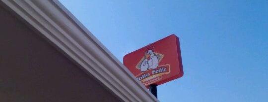 Pollo feliz is one of Restaurantes.