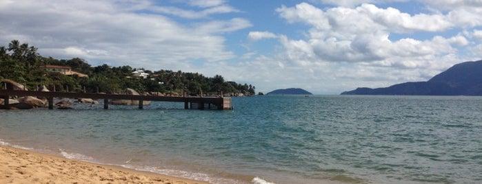 Barba Frutos Do Mar is one of Ilhabela.