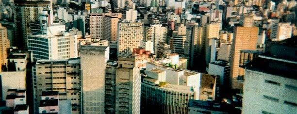 Avenida Brigadeiro Luís Antônio is one of Tuba'nın Beğendiği Mekanlar.