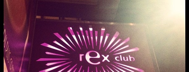 Rex Club is one of TO DO~TO DO....