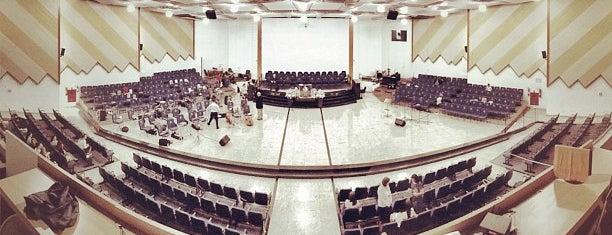 Igreja Evangélica Assembléia de Deus is one of Sabrina: сохраненные места.