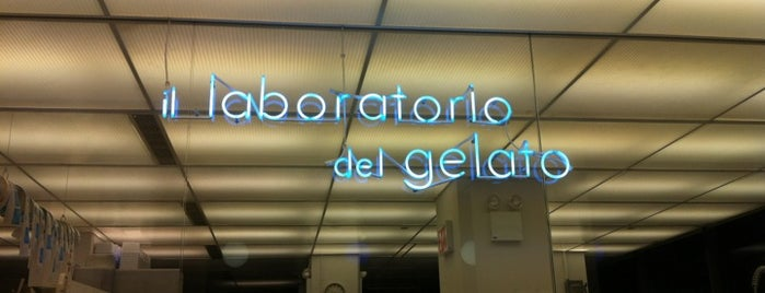 Il Laboratorio del Gelato is one of Coolplaces Nyc.