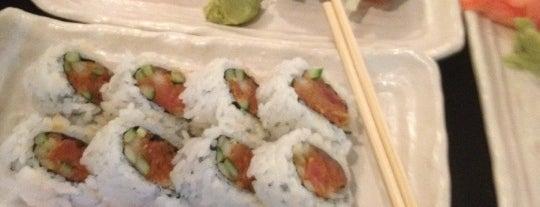 Sushi Ya is one of Orte, die Danger gefallen.