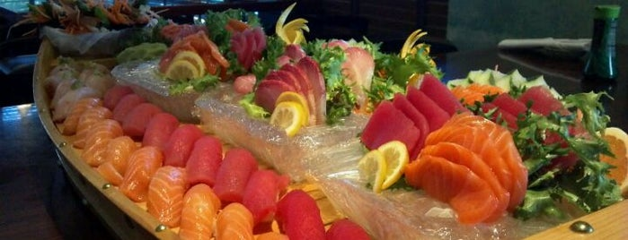 Bluefin Sushi & Thai Grill is one of Home in Boca.