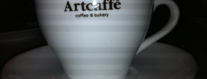 Artcaffe is one of Lieux qui ont plu à Kemo.