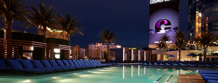 The Cosmopolitan of Las Vegas is one of Las Vegas Hotels.