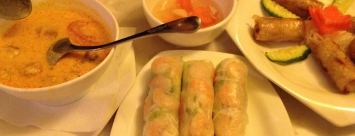 Remember Vietnamese Food is one of Zuzana: сохраненные места.