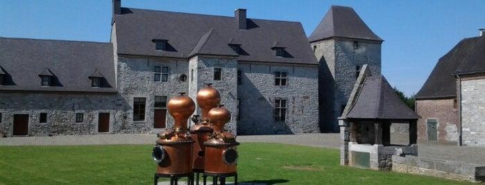 La Distillerie de Biercée is one of สถานที่ที่ Laetitia ถูกใจ.