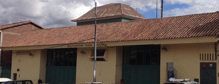 PeruRail - Estación San Pedro is one of Perú.