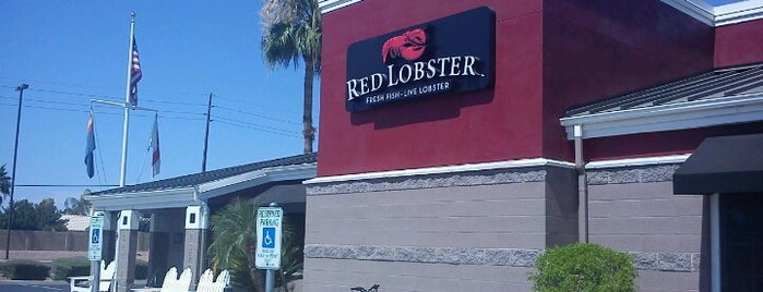 Red Lobster is one of สถานที่ที่ Kimmie D ถูกใจ.
