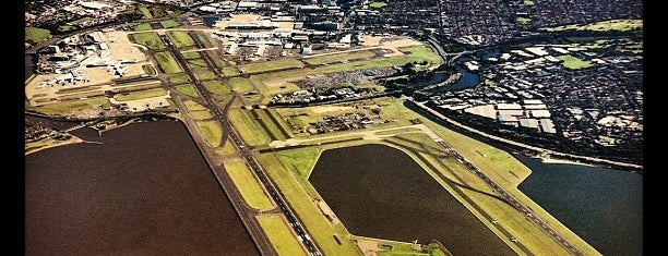 Aeroporto di Sydney (SYD) is one of Part 1~International Airports....