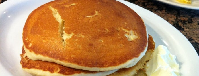 """Brownstone Diner & Pancake Factory is one of """"Diners, Drive-Ins & Dives"""" (Part 2, KY - TN)."""