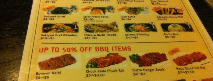 Gyu-Kaku Japanese BBQ is one of New York.