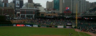 Comerica Park is one of Entertainment in the D.