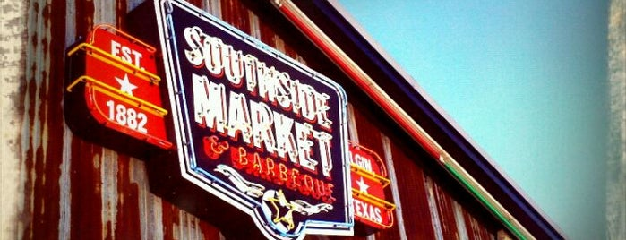 Southside Market & BBQ is one of SXSW 2013.