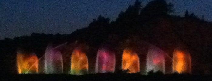 Musical Fountain is one of Tempat yang Disukai Amy.