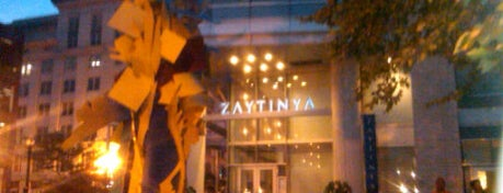 Zaytinya is one of Best of DC [Eat].