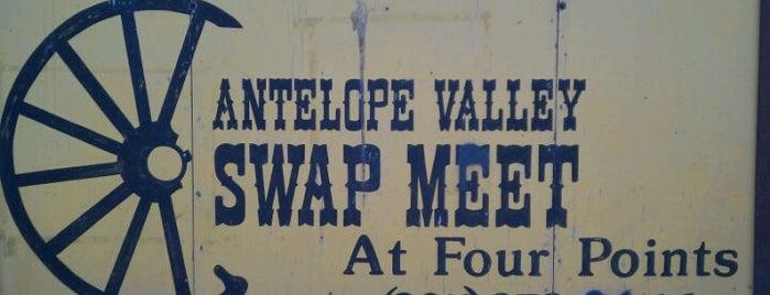 Antelope Valley Swap Meet is one of Posti che sono piaciuti a Valerie.
