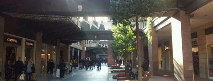 C.C. La Maquinista is one of BCN MALLS.