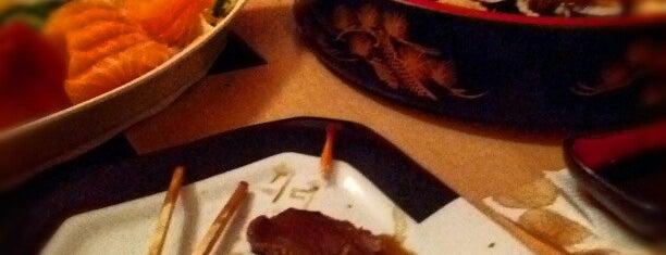 Kinpai Sushi Bar is one of Nelson'un Beğendiği Mekanlar.