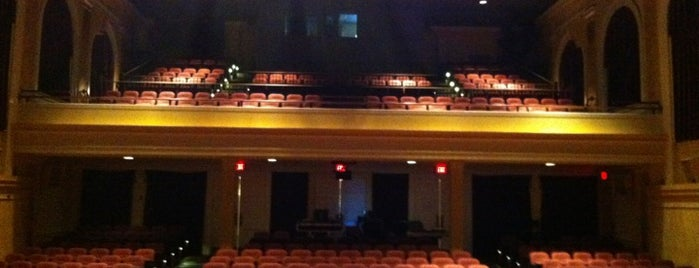 Ridgefield Playhouse is one of westchester.
