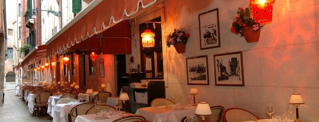 Bistrot de Venise is one of Venice city guide.